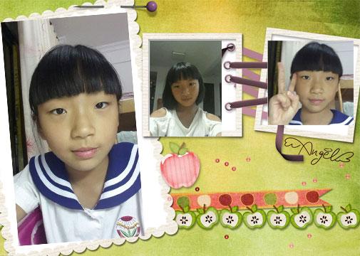 【选手专访】下城小学六年级洪诗妍:爱拼才会赢
