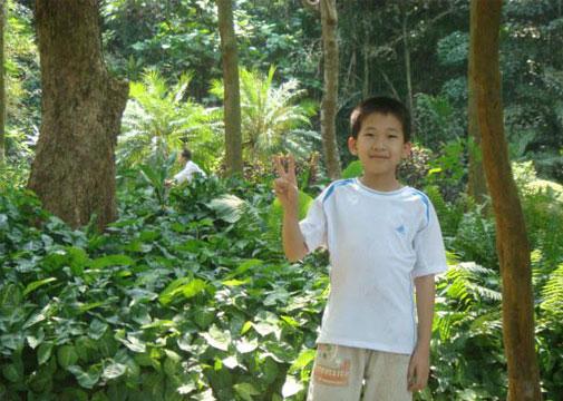 【选手专访】湛江市第二十九小学杨韬:坚持就是胜利